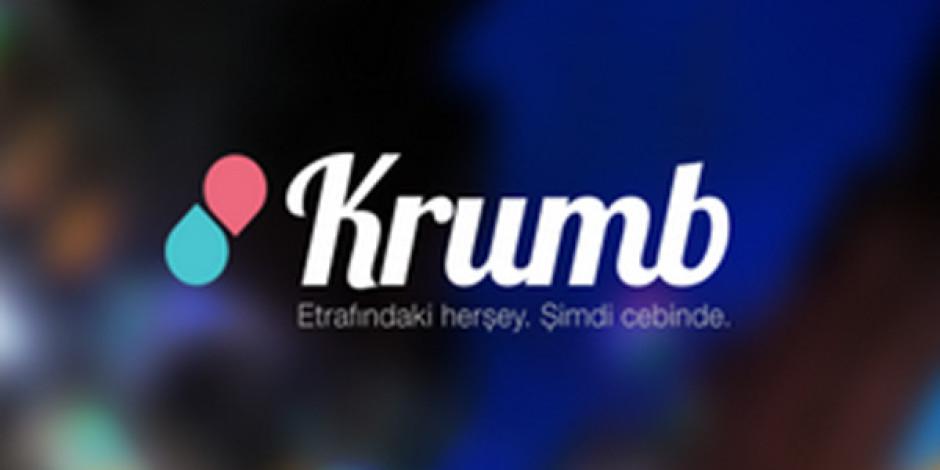 Türkiye'den Konum Bazlı Mikro İlan Uygulaması: Krumb
