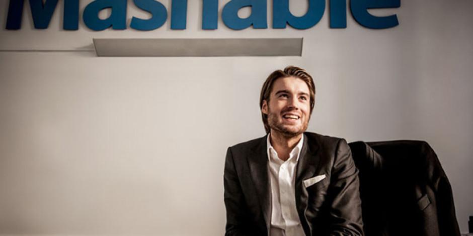 Mashable 8 Yıl Sonra 13 Milyon Dolarlık İlk Yatırımını Aldı