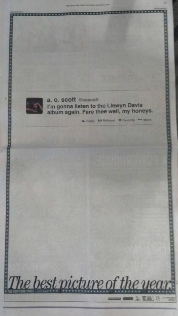 NYT-Reklam
