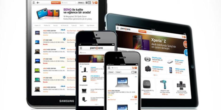 Türkiye'nin Önde Gelen B2B Platformlarından Pencere.com Artık Mobilde