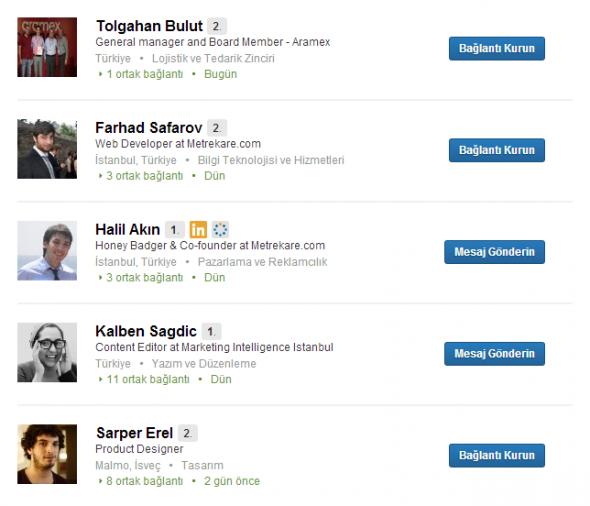 """Profil-LinkedIn LinkedIn Tüyoları: """"Profilimi Kimler Görüntüledi?"""" Özelliğinden Nasıl Faydalanırsınız? LinkedIn Tüyoları: """"Profilimi Kimler Görüntüledi?"""" Özelliğinden Nasıl Faydalanırsınız? Profil LinkedIn 590x506"""