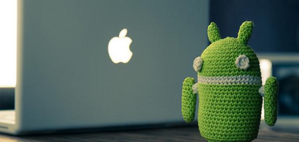 App Store'un 2013 Satışları 10 Milyar Doları Bulsa da Android Yükselişte