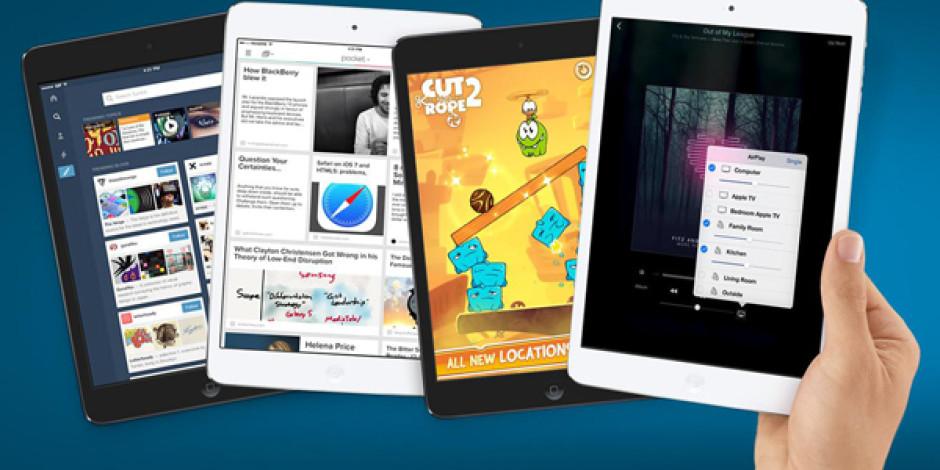 Mutlaka Denemeniz Gereken 10 iPad Uygulaması