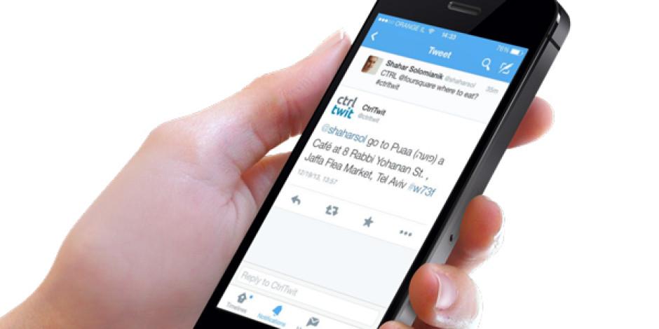 Twitter Komutlarıyla Diğer Uygulamaları Kontrol Edin: Ctrltwit