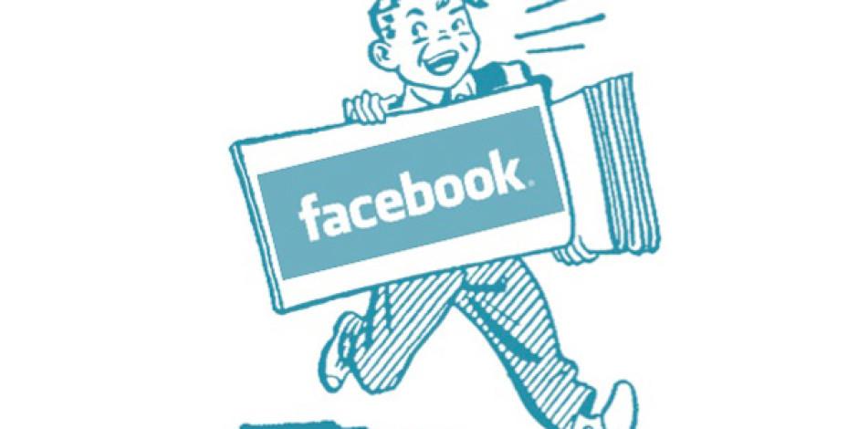Facebook Yeni Haber Uygulaması Paper İle Flipboard'a Rakip Oluyor