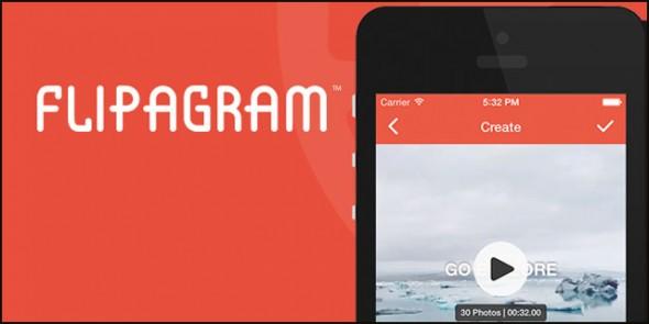 flipagram Video Çekmek ve Hazırlamak İçin En Başarılı 11 Mobil Uygulama Video Çekmek ve Hazırlamak İçin En Başarılı 11 Mobil Uygulama flipagram1 590x295