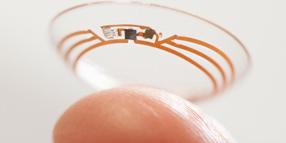 Google Diyabetliler İçin Geliştirdiği Akıllı Kontakt Lensi Tanıttı