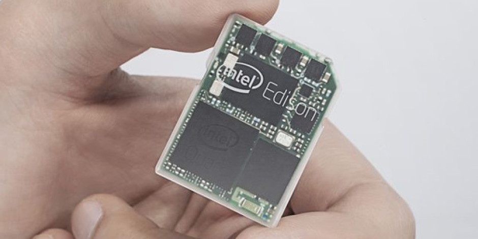 Intel'den SD Kart Boyutunda Tam Teşekküllü Bilgisayar: Edison