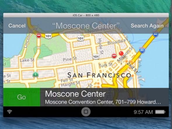 Otomobiller İçin iOS Böyle Görünecek [Video]