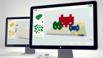 Google Chrome Üzerinden LEGO Deneyimi: Build