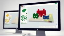 Google Chrome Üzerinden LEGO Deneyimi: Build