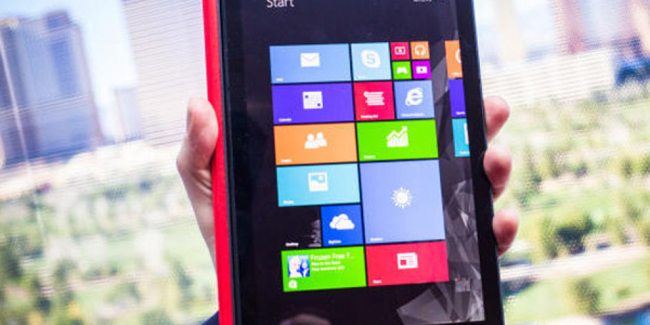 Lenovo'dan iPad mini Retina'ya Windows 8'li Rakip: ThinkPad 8