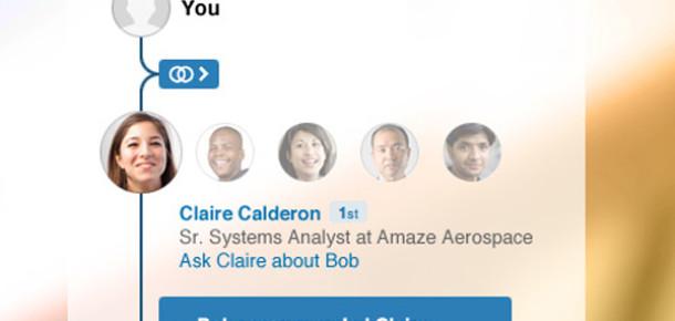"""LinkedIn """"How You're Connected"""" İle Üyeleri Birbirine Yakınlaştırıyor"""