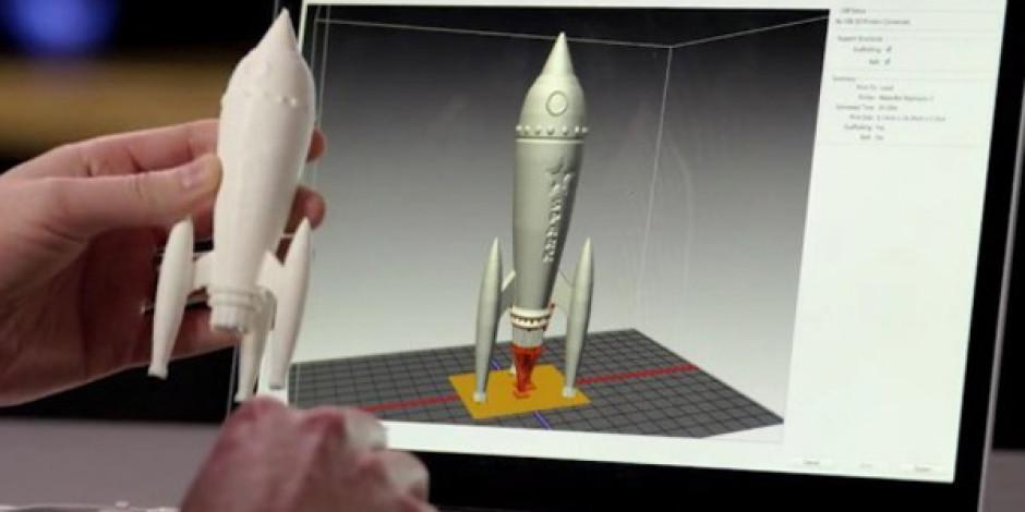 Photoshop Yeni Güncellemeyle 3D Yazıcıları Desteklemeye Başladı