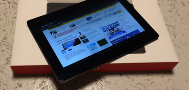 Vodafone Smart Tab III 10 İnç İncelemesi