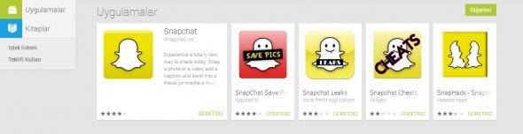 snapchat-Google-Play
