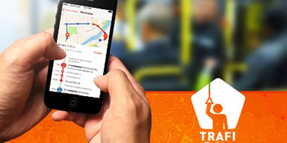 Litvanyalı Yol Tarifi Uygulaması TRAFI Türkiye'de