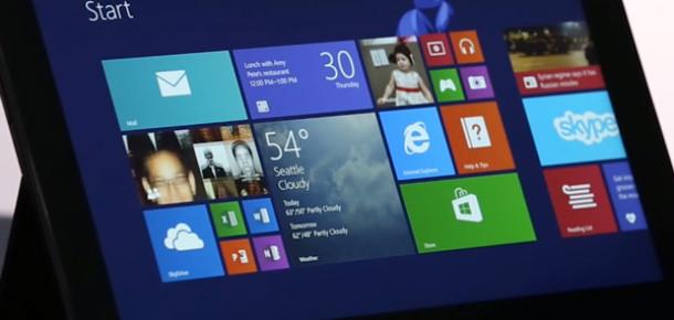 Microsoft Windows 9'un Tanıtım ve Çıkış Tarihlerini Açıkladı