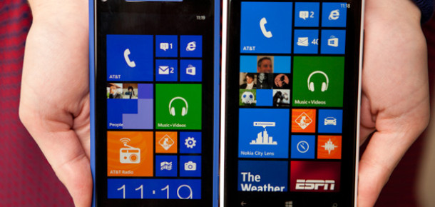 Windows Phone 24 Ülkede iPhone'u Geride Bıraktı