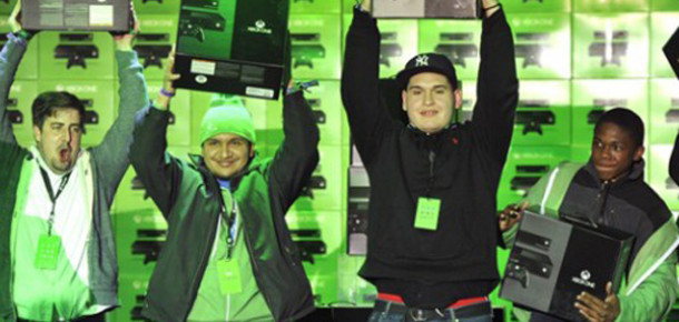Microsoft: 2013'te 3 Milyondan Fazla Xbox One Satıldı