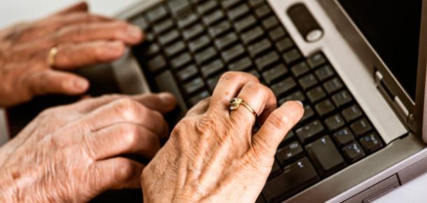 Türkiye'de Yaşlılar Diğer Akdeniz Ülkelerine Göre Sosyal Medyaya Daha Meraklı