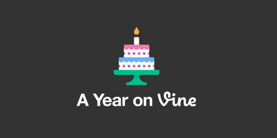 Vine 1.Yaşını Yılın En İyi Videolarıyla Kutluyor: Year On Vine