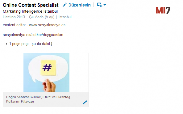 İcerik-LinkedIn