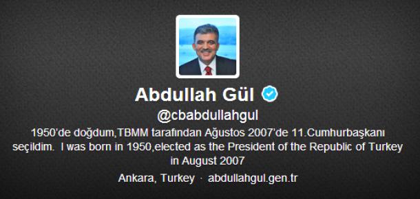 Abdullah Gül, İnternet Yasasını Onayladı, Twitter'da Unfollow Kampanyası Başladı