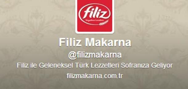 Filiz Makarna, Geleneksel Türk Mutfağını Twitter'a Taşıyor