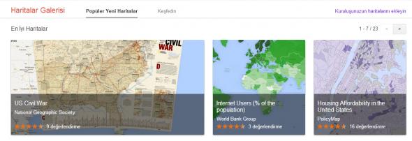 Google-Haritalar-Galerisi