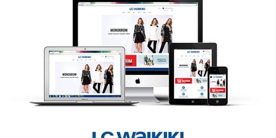 Tasarımını Yenileyen Lcwaikiki.com E-Ticaretteki İddiasını Sürdürüyor