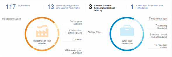 LinkedIn-sektor