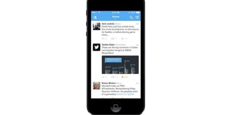 Twitter, Mobilde Tweet'lerin Etkileşim Sayılarını Göstermeye Başlıyor