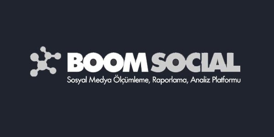 BoomSocial Detaylı Sektörel Sosyal Medya Analizlerine Başladı