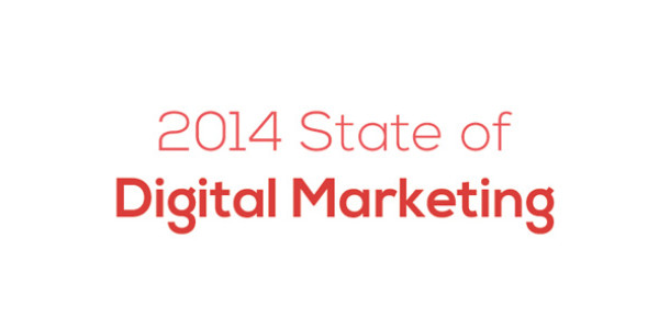 B2B ve B2C Sektörleri İçin 2014 Dijital Pazarlama Trendleri [İnfografik]