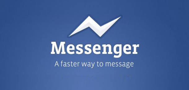 Facebook Messenger Windows'a Veda Ediyor