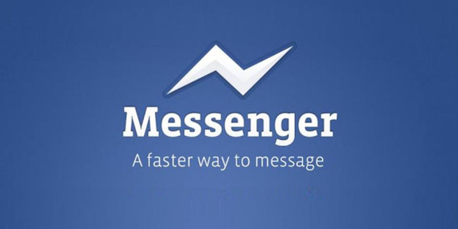 Facebook Messenger Windows'a Veda Ediyor