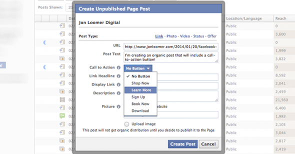 facebook-power-editor-create-unpublished-post