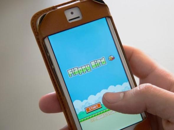 Candy Crush'ı Tahtından Etmeye Aday Mobil Oyun: Flappy Bird