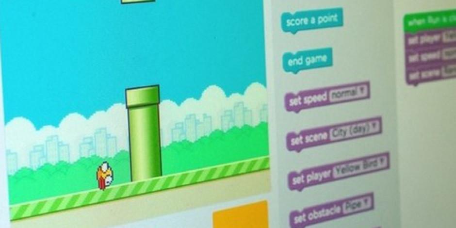 Flappy Bird Eğitim Aracı Olarak Code.org'da Yeniden Hayat Buluyor