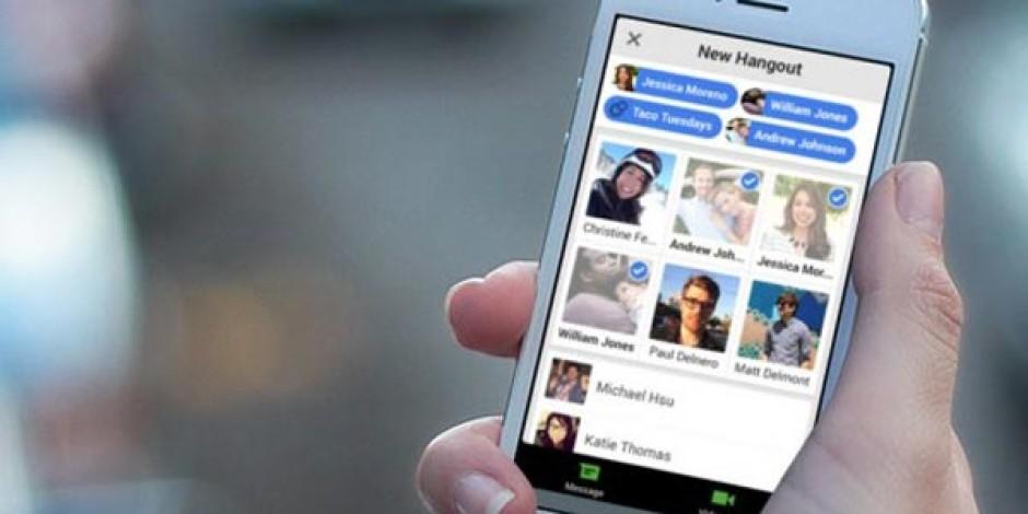 Google Hangouts Yeni Özellikleriyle Mesajlaşma Uygulamalarına Göz Kırpıyor
