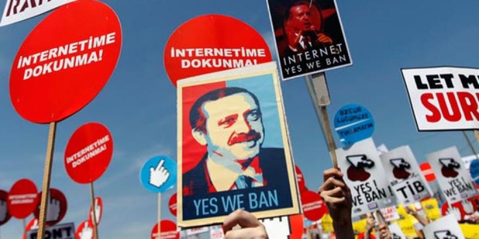 TBMM'den Geçen İnternet Yasakları Dış Basında Büyük Yankı Buldu