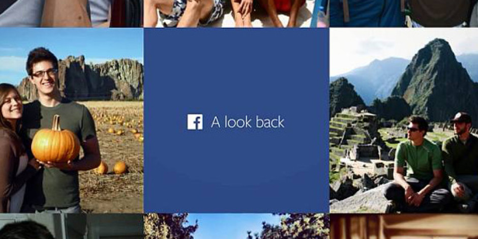 """Facebook """"Look Back"""" Videolarına Düzenleme Seçeneği Getiriyor"""
