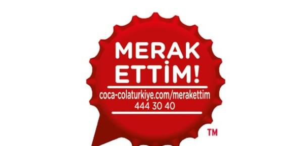 Coca-Cola'dan İçerik Bazlı Pazarlama Projesi: Merak Ettim