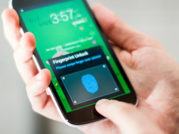Samsung Açıkladı: Galaxy S5'te Parmak İzi Sensörü Yer Alacak