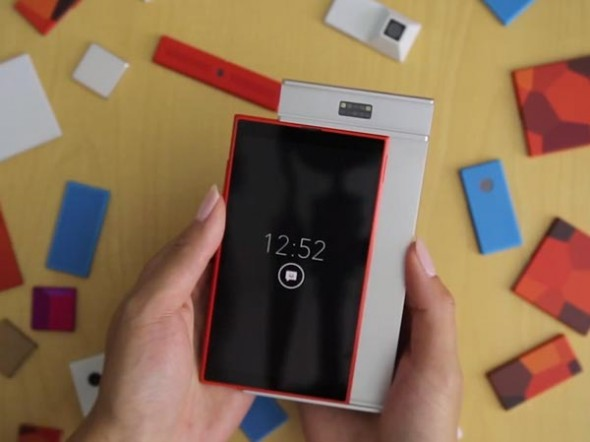 Google'ın Modüler Akıllı Telefonu 50 Dolar Fiyatla 2015'te Piyasalarda Olacak