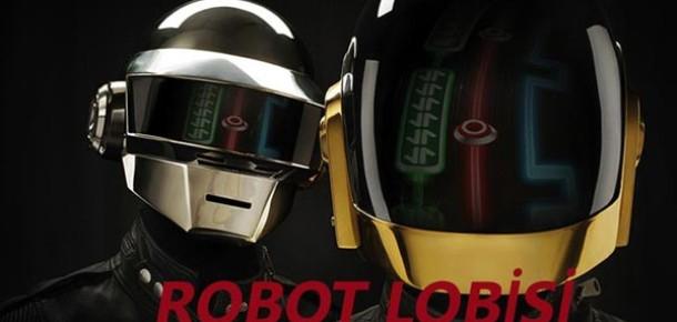 Sosyal Medya #RobotLobisi'ni Konuşuyor