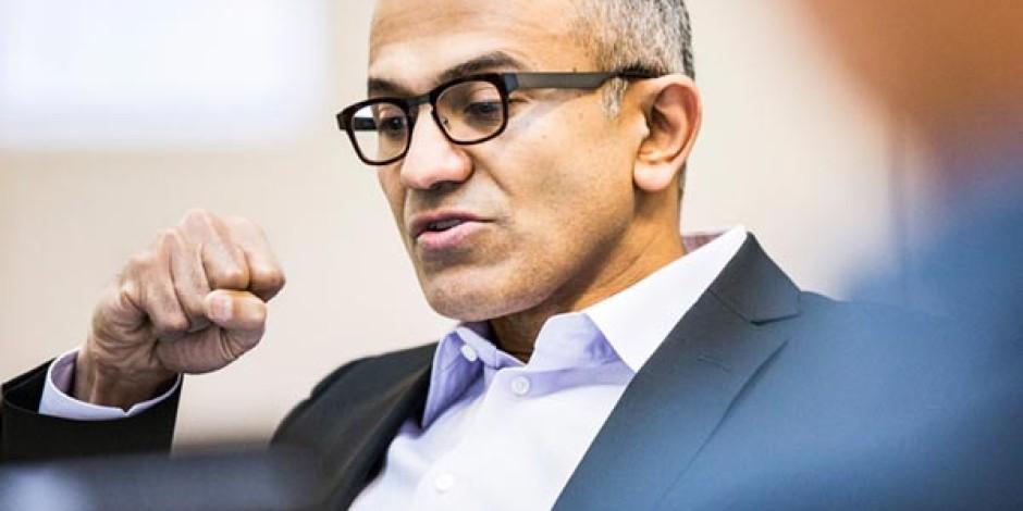 Microsoft'un Yeni CEO'su Satya Nadella
