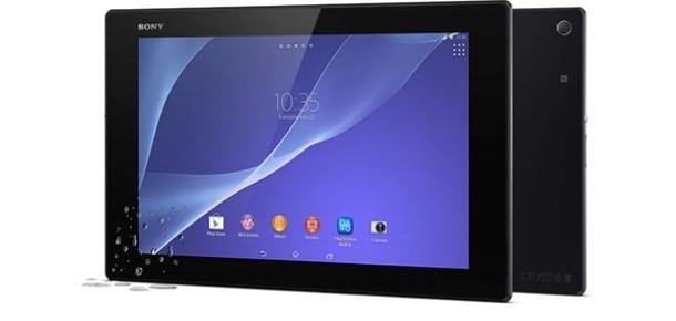 Sony'den Dünyanın En İnce, En Hafif Su Geçirmez Tableti: Xperia Z2 [MWC 2014]
