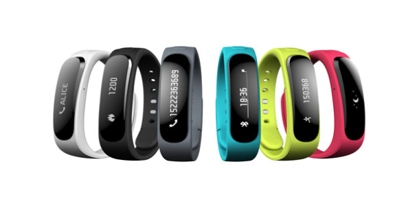 MWC 2014: Huawei, TalkBand B1 İle Akıllı Saat Yarışına Katıldı